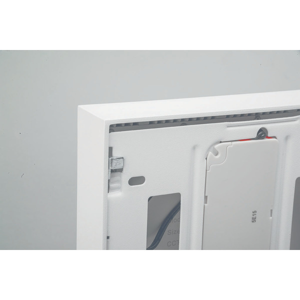 ELV LP885A 15-W-LED-Aufbaupanel, quadratisch, warmweiß