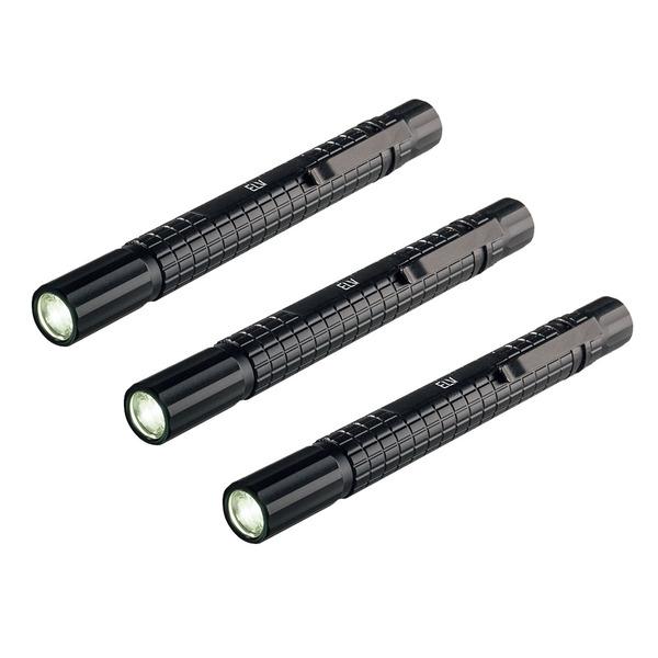3er-Set LED-Taschenlampe ELV TF130