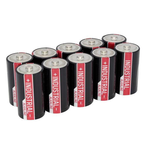 Ansmann Alkaline Baby C, 10er-Pack