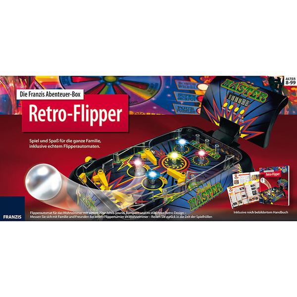 FRANZIS Retro-Flipper