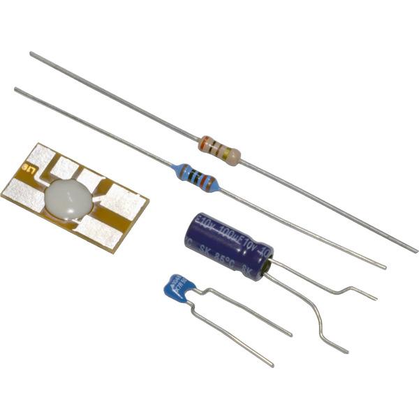 Kemo M079N Blinker/Wechselblinker/Lauflicht, Bausatz
