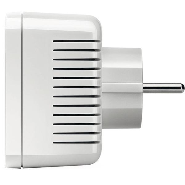 devolo dLAN 550 WiFi Starter Kit, 500Mbit, 2er Kit, Powerline + WLAN, 1x LAN, range+