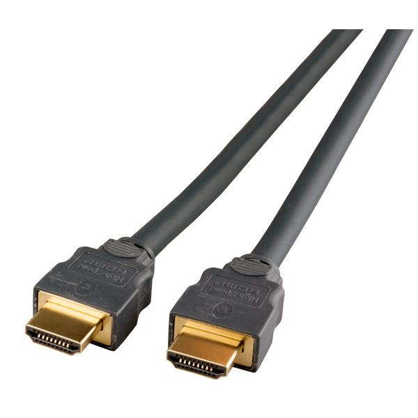 TTL-Network HDMI-Kabel UltraFlex, HDMI-Stecker (Typ A) auf HDMI-Stecker (Typ A), 1 m