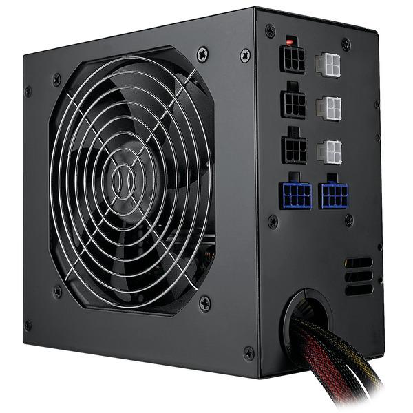 FSP Fortron ATX-Netzteil HYPER M 600, >85% Wirkungsgrad, 600 W