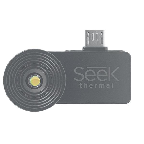 Seek Thermal Compact Wärmebildkamera mit Micro-USB Anschluss für Android Geräte UW-EAA