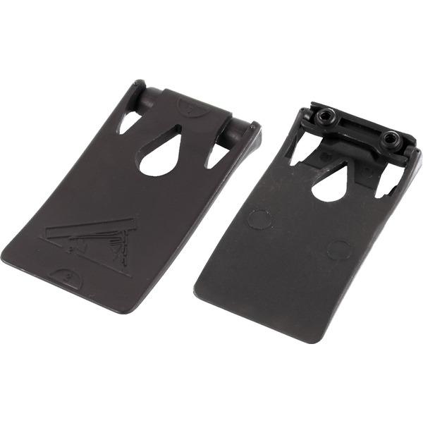 BOPLA Aufstell-Clip PA6, schwarz