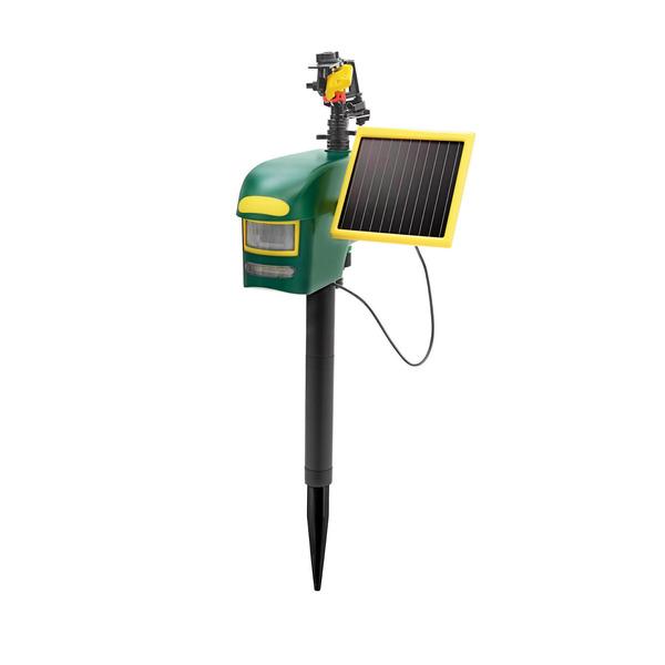 Gardigo Solar-Wasser-Tierabwehr mit Bewegungsmelder