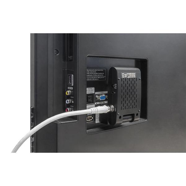 Megasat Mobile Sat-Anlage im Campingkoffer SD, inkl. LNB und SD-Receiver