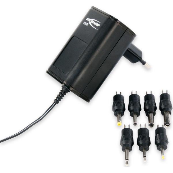 Ansmann Universalnetzteil APS 300, 3-12 V, 0,3 A