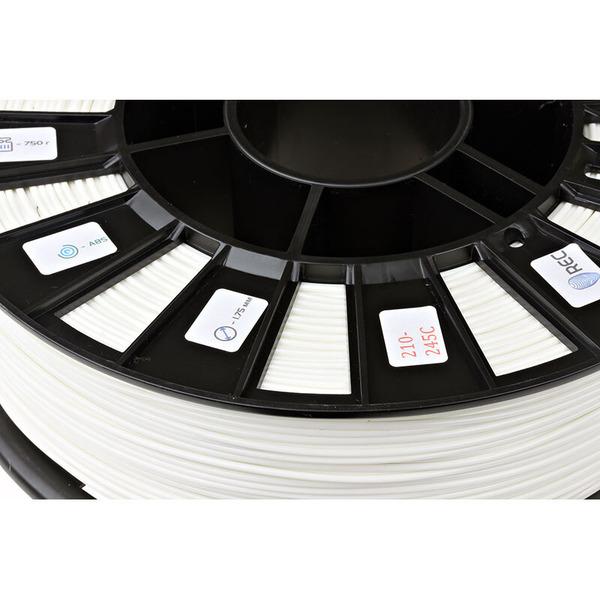 REC ABS-Filament, 1,75 mm, 750 g, weiß
