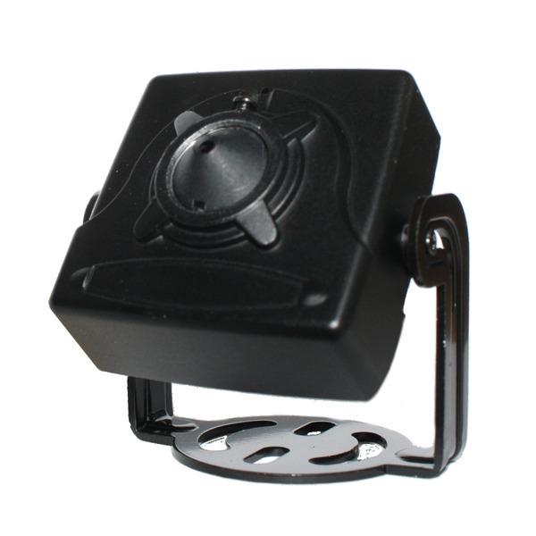 """HD-TVI-Minikamera VC TVI 43, 4,3 mm Pinholeobjektiv, 1/3"""" Sony CMOS"""