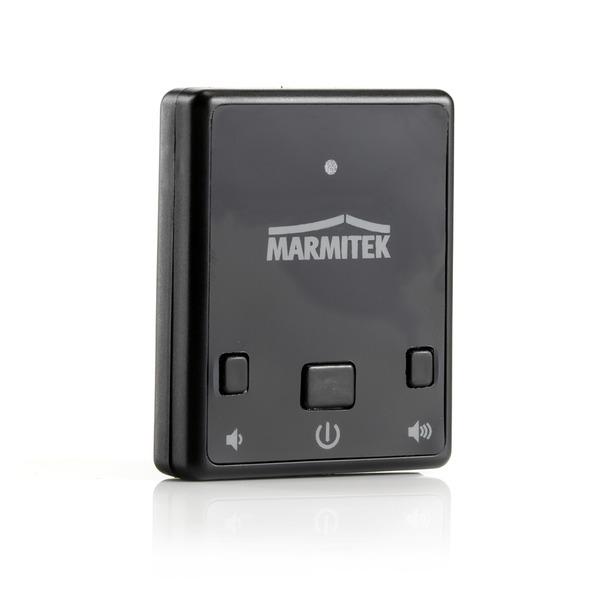 Marmitek Bluetooth-Adapter BoomBoom 77 für kabelgebundene Kopfhörer, aptX low-latency