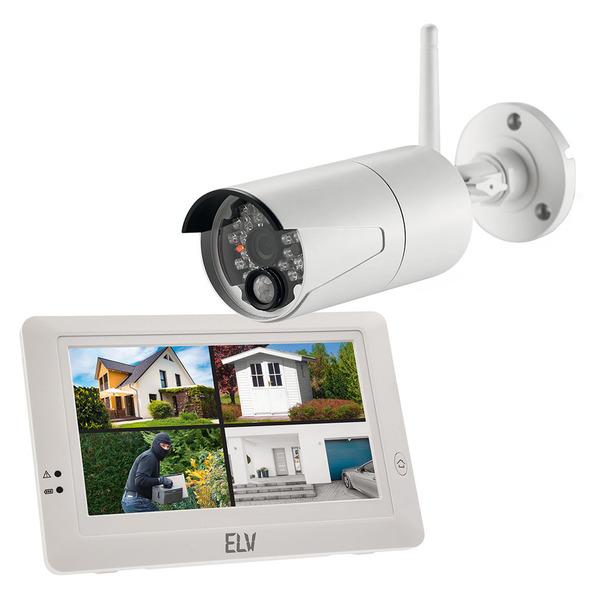 ELV Funk-Kamerasystem KS200 HD mit App