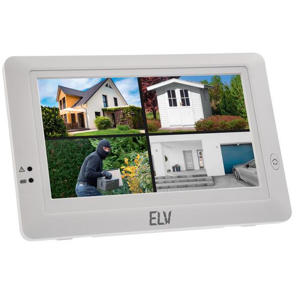 ELV Funk-Kamerasystem KS200 HD mit 2 Kameras, 720p, mit App-Zugriff (iOS & Android)
