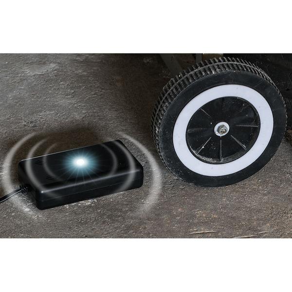 Gardigo Marderfrei Indoor Mardervertreiber mit Ultraschall und LED-Blinklicht