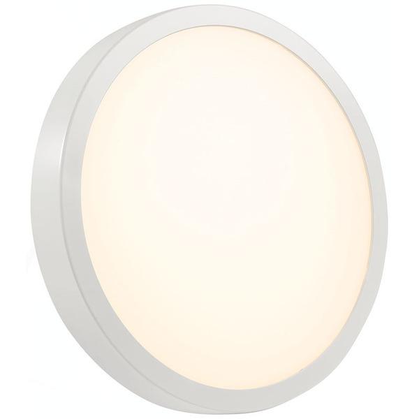 ELV 22-W-LED-Decken-/Wandleuchte, dimmbar, IP54