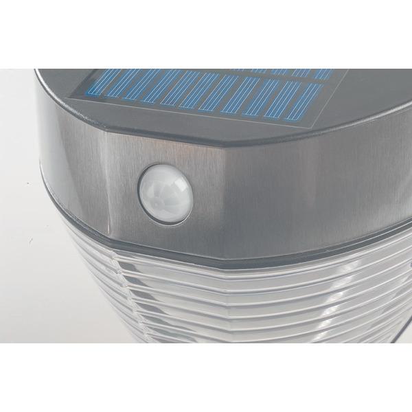ELV Solar-LED-Wandleuchte mit Bewegungsmelder und Dämmerungsschalter