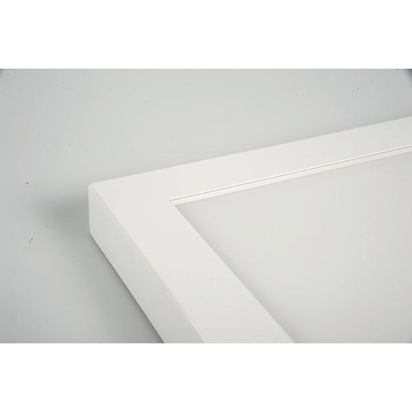 ELV 3er Set 12-W-LED-Panel, Farbtemperatur per Lichtschalter einstellbar