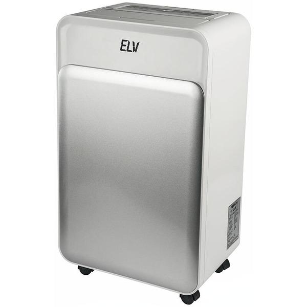 ELV Premium-Kompressor-Luftentfeuchter KLE25-D mit 4 Programmen, wartungsfrei, 25 l/24 h, max. 50 m²