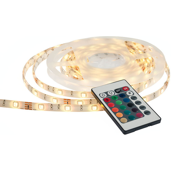 ELV 5-m-RGB-LED-Streifen flexibel, Komplett-Set