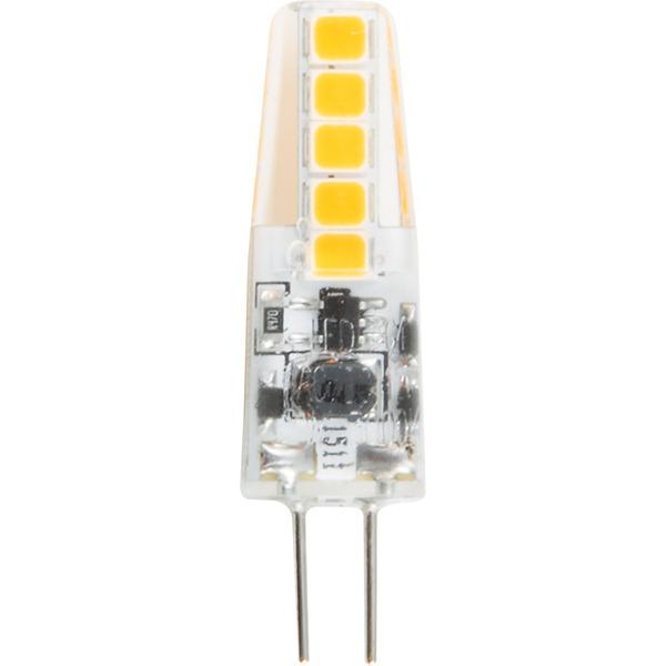 Heitronic 2-W-G4-LED-Lampe, warmweiß, 12 V AC