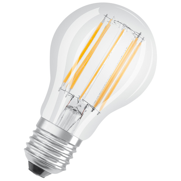 OSRAM LED RETRO Glass Bulb 11-W-LED-Lampe E27, klar