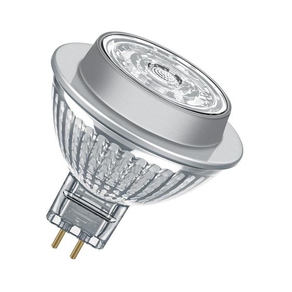 OSRAM LED SUPERSTAR 7,8-W-GU5,3-LED-Lampe, warmweiß, dimmbar, 12 V