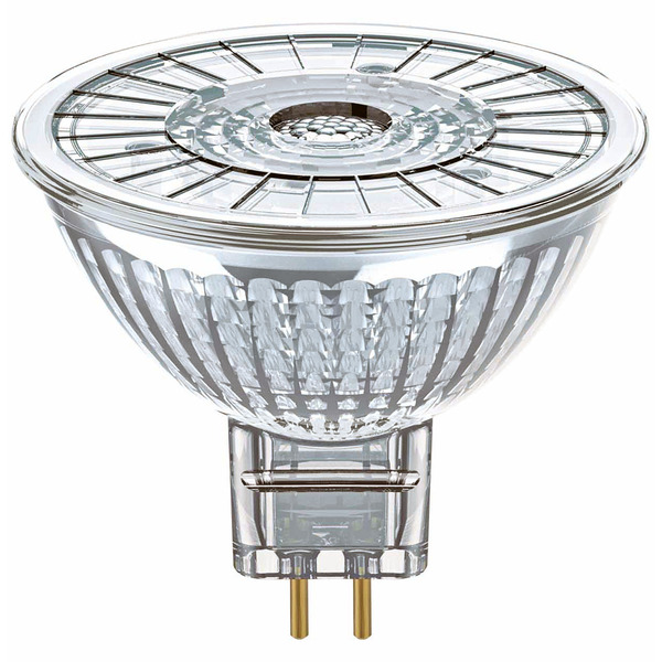 LED SUPERSTAR 5-W-GU5,3-LED-Lampe, neutralweiß, dimmbar, 12 V