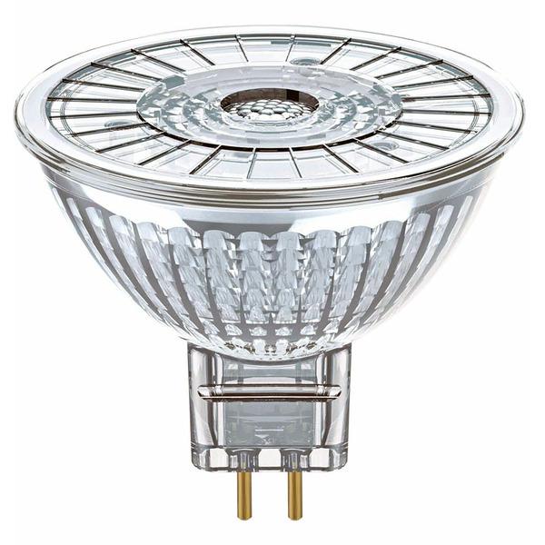 OSRAM LED STAR 2,9-W-GU5,3-LED-Lampe mit Glasreflektor, warmweiß, 12 V