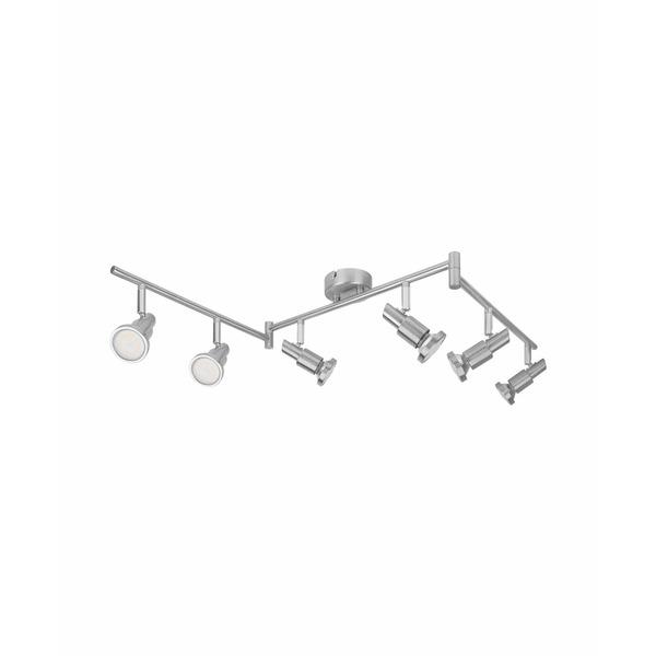OSRAM LED SPOT 18-W-LED-Balkenleuchte mit 6  Spots, warmweiß