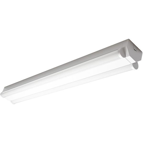 Müller Licht 60-W-LED-Deckenleuchte 2-flammig, neutralweiß, Durchverdrahtung möglich