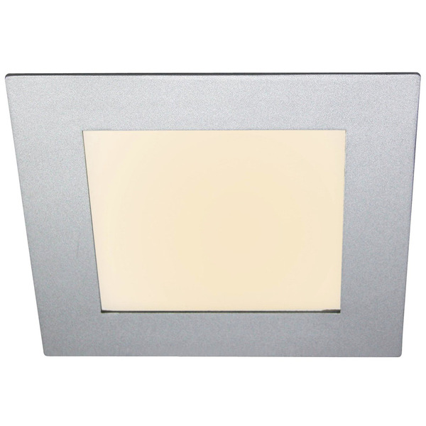 HEITRONIC 11-W-LED-Panel, quadratisch, 184 x 184 mm, warmweiß, dimmbar, IP44