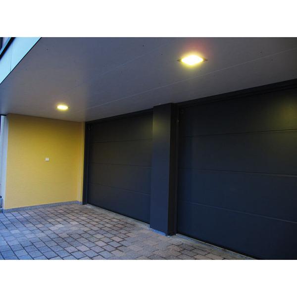 HEITRONIC 11-W-LED-Panel, quadratisch, 184 x 184 mm, warmweiß, dimmbar, IP44