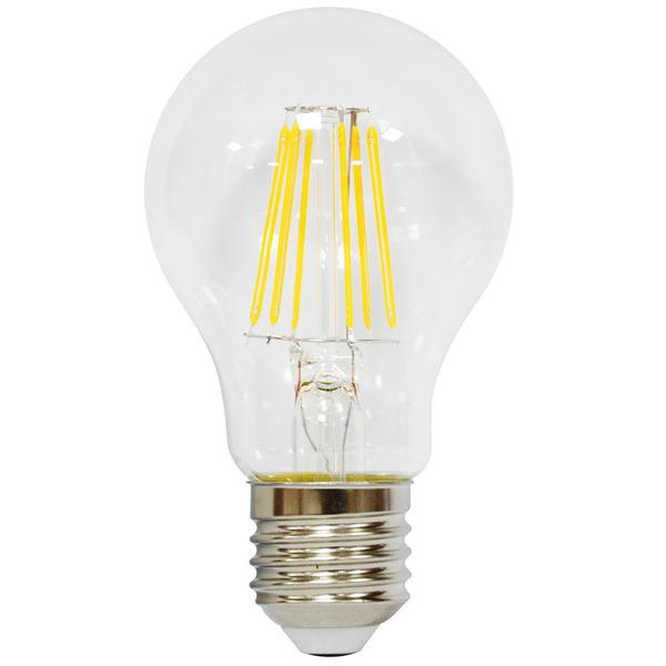 Lightme 7,5-W-Filament-LED-Lampe E27, dimmbar
