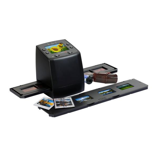 Technaxx Dia-/Negativscanner DigiScan DS-02, Scan auf SD-/SDHC-Karten