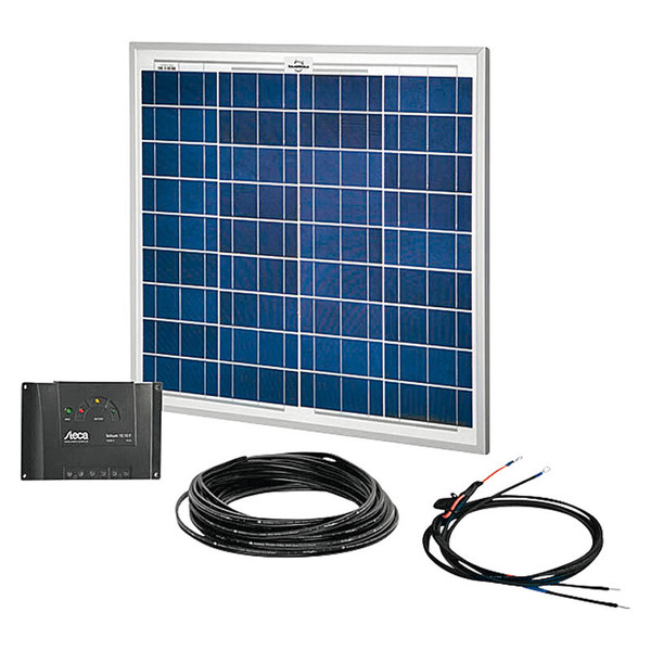 Phaesun Solar Komplett-Set Solar Up One, 50 W, 12 V