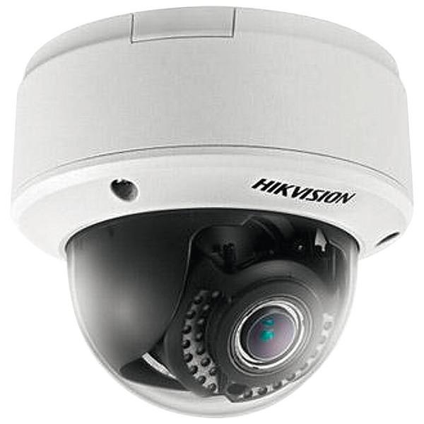 HIKVISION IP-Dome-Kamera DS-2CD4126FWD-IZ, 2,8 - 12 mm Vario-Objektiv, 30 m IR-Reichweite