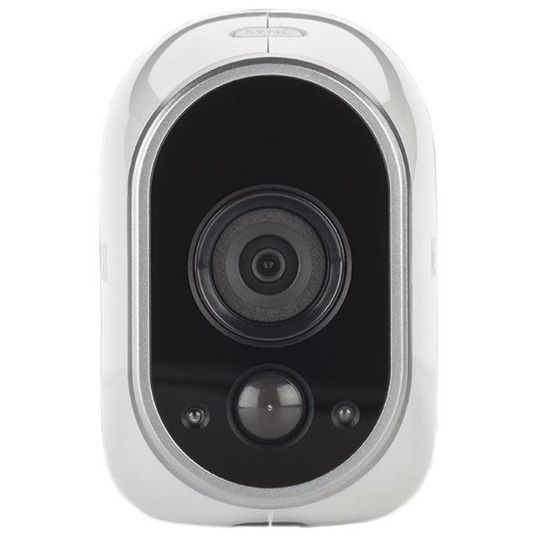 Netgear Smart Home 3 HD-Kamera-Sicherheitssystem Arlo VMS3330-100EU, kabellos, Indoor/ Outdoor, Bewe