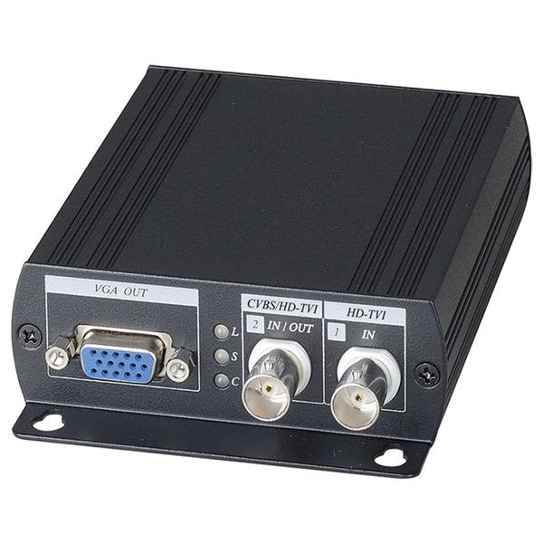 TVI, CVI und AHD-HDMI-Konverter