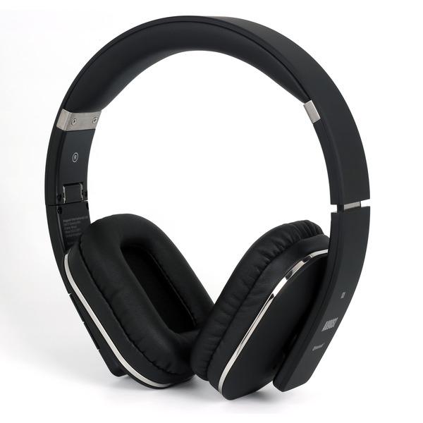 August Over-Ear-Bluetooth-Kopfhörer EP650CB, NFC- und Multipoint-Funktion