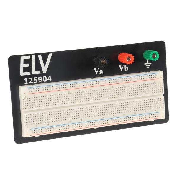 ELV Steckplatine 102B, 830 Kontakte