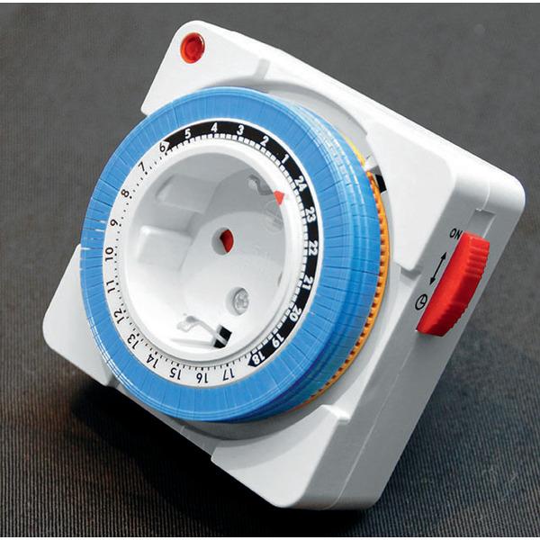 Mechanische Zeitschaltuhr, 16 A, IP20