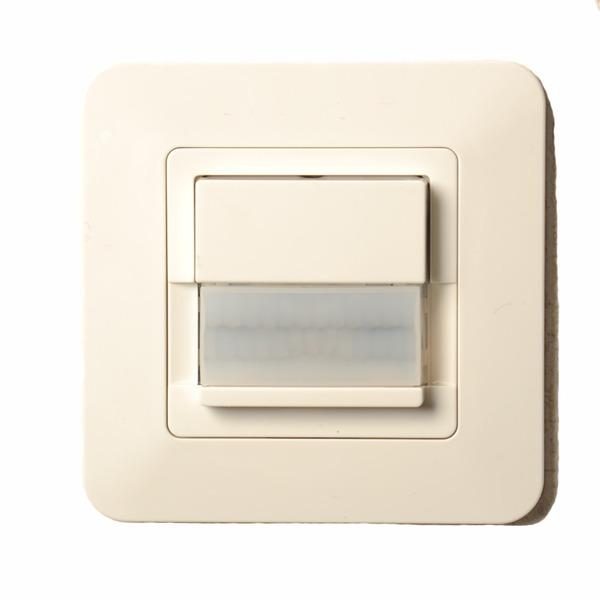 Züblin 176°-Unterputz-Präsenzmelder mit Halbautomatik