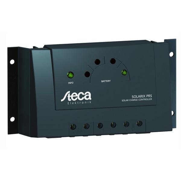 Steca Elektronik Solarladeregler Solarix PRS 2020 12/24V, 20A, LED-Anzeige