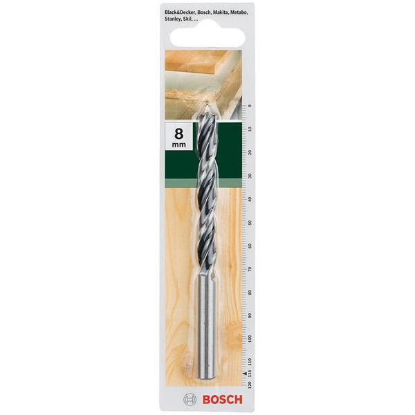 Bosch Holzspiralbohrer 4x45x75
