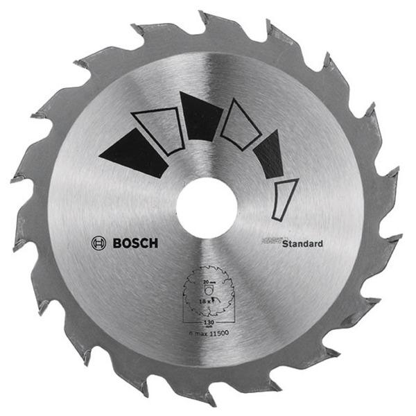 Bosch Standard Kreissägeblatt für Holz