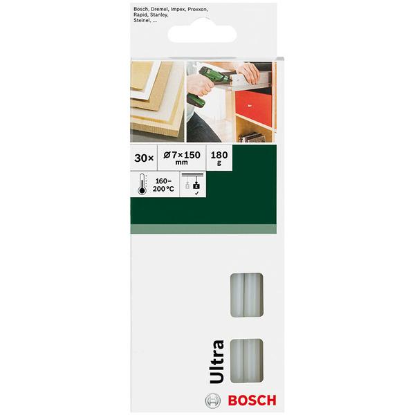 Bosch Heißklebesticks Ultra, 7 mm, 30 Stück