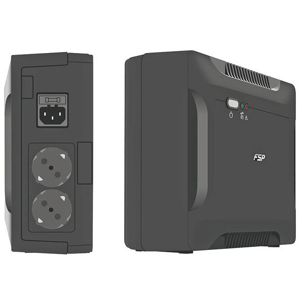FSP Fortron USV-Anlage Nano 600, 600 VA