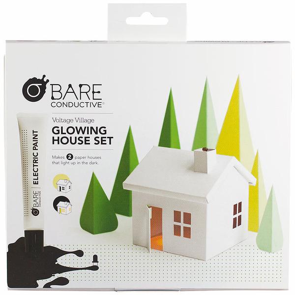 Bare Conductive Einsteigerset Glowing House Set
