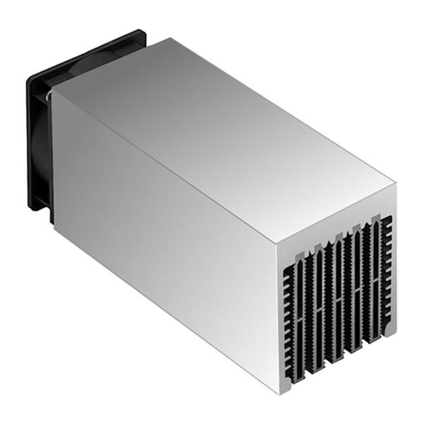 Fischer Elektronik Hohlrippen Lüfteraggregat LA 9 100 24 V